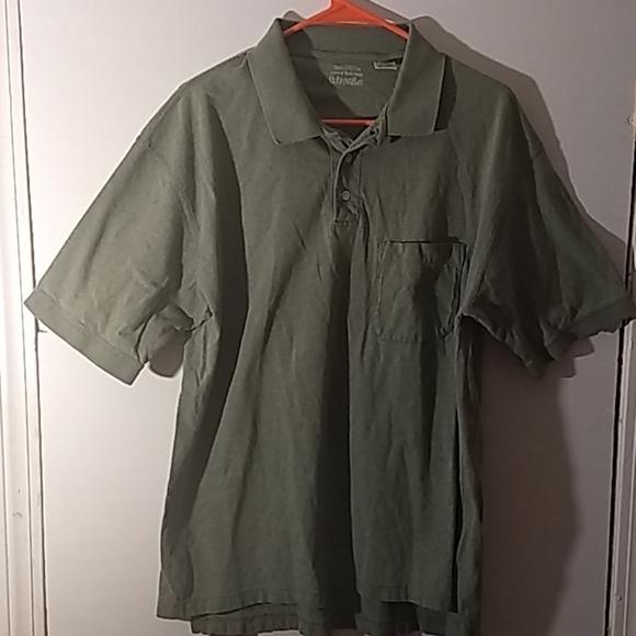 St. John's Bay Other - ST John's Bay Polo Short Sleeve Shirt SZ L